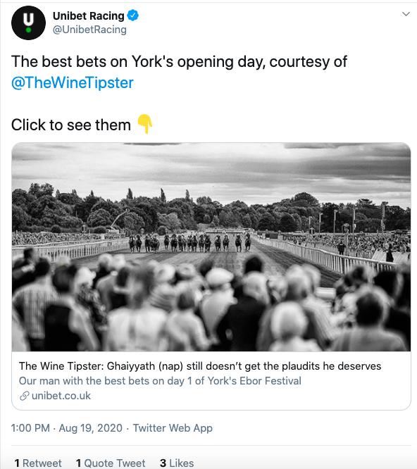 york unibet