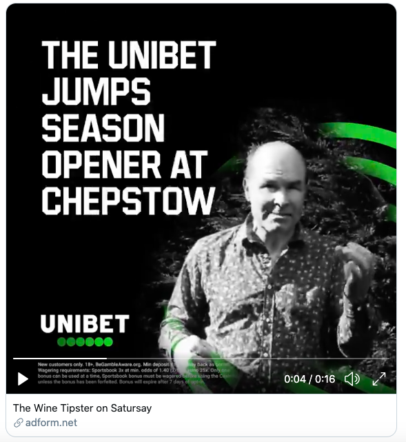 chepstow unibet