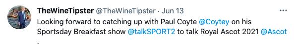 Talksport Ascot 2021