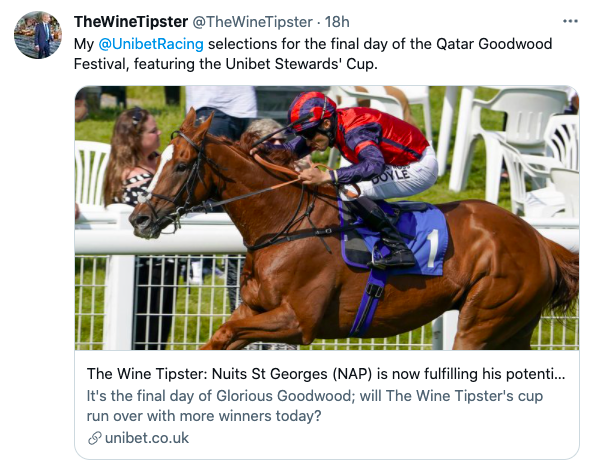 goodwood selections day 5