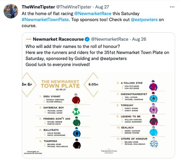 newmarket RT