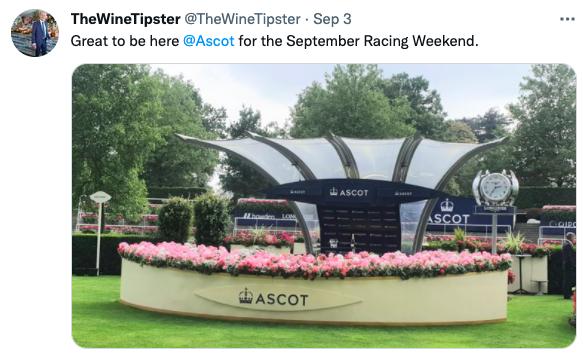 Ascot Sept Racing Weekend Pic