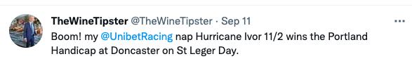 Hurricane Doncaster