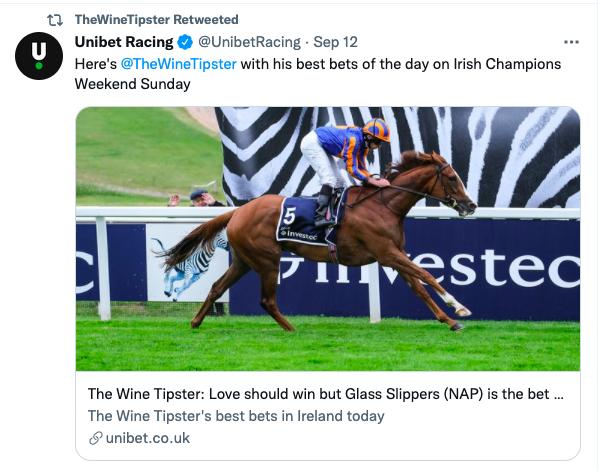 Unibet Irish Champions Day