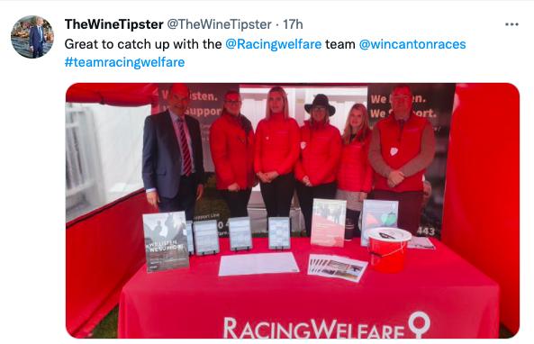 Racing Welfare Day